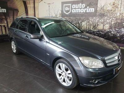 usado Mercedes C220 cdi Avantgarde nacional 170cv