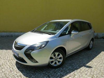 usado Opel Zafira Tourer 1.6CDTi Cosmo 5L