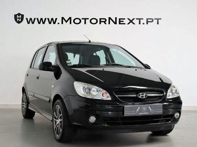 usado Hyundai Getz 1.5 CRDi GLS (110cv)