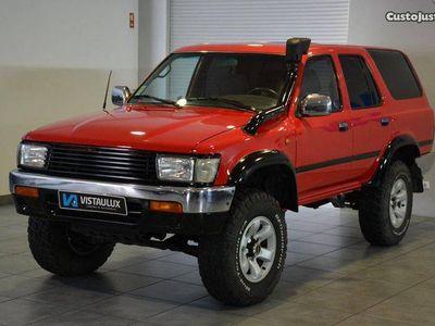 usado Toyota 4 Runner 3.0TD VX - 94