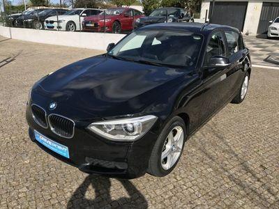 usado BMW 116 d 116Cv