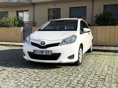 brugt Toyota Yaris Bizz