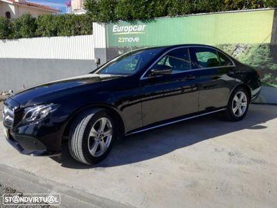 usado Mercedes E220 Avantgard Auto (194 CV, 4 P)