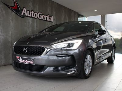 usado DS Automobiles DS5 SO CHIC 1.6 HDI 120CV EAT6