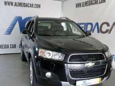 usado Chevrolet Captiva Diesel