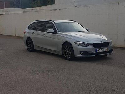 used BMW 318 d 2.0