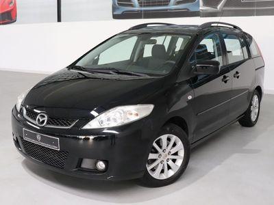 gebraucht Mazda 5 MZR CD 2.0 Confort 7 Lugares Nacional
