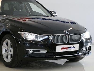 usado BMW 318 Série 3 d 143Cv Touring Modern Line (GPS/Xénon/Pele)