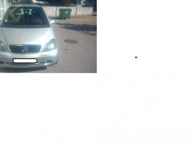 gebraucht Mercedes A170 Elegance