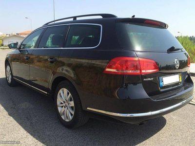 usado VW Passat variant 1.6 tdi blue -