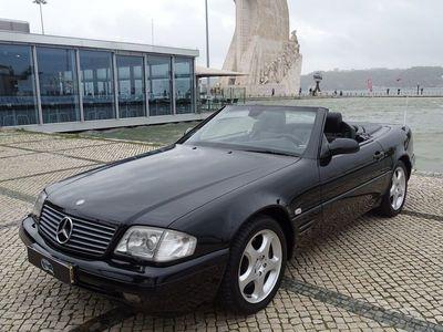 usado Mercedes SL320 V6 224cv Automático Nacional