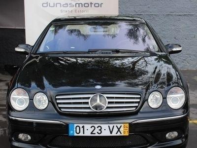 usado Mercedes CL55 AMG AMG V8
