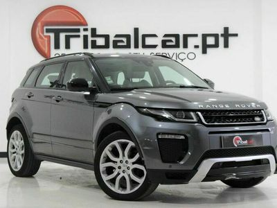 usado Land Rover Range Rover Sport Evoque 2.0 ED4