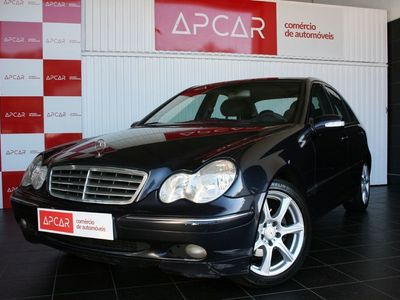 usado Mercedes C220 elegance