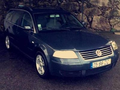 gebraucht VW Passat 1900TDI 130cv