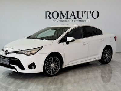 used Toyota Avensis 1.6D-4D JL18