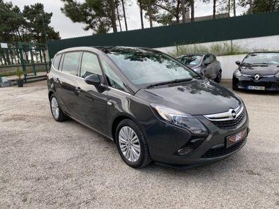 usado Opel Zafira ---