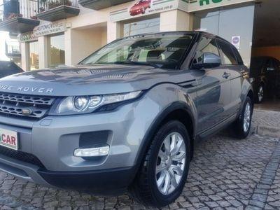 gebraucht Land Rover Range Rover evoque 2.2 eD4 Prestige