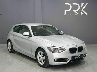 usado BMW 116 D LINE SPORT (116CV) (5P)