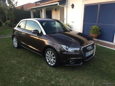 brugt Audi A1 1.6 TDi Advance