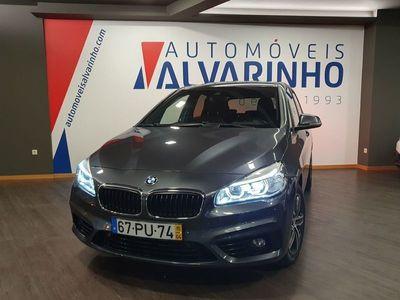 usado BMW 218 Active Tourer D Line Sport