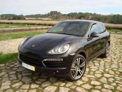 usado Porsche Cayenne II 3.0 DIESEL