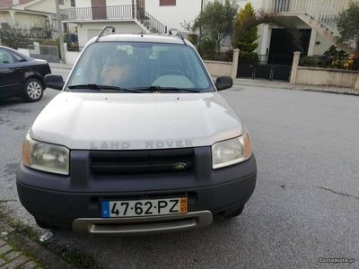 usado Land Rover Freelander 2.0
