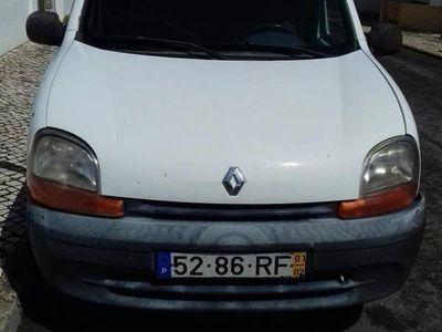 usado Renault Kangoo 1.9 54 cv (2001)