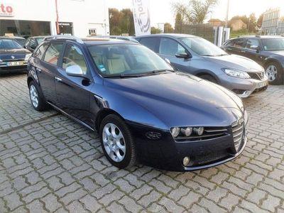 usado Alfa Romeo 159 Sportwagon 1.9 JTd M Sport