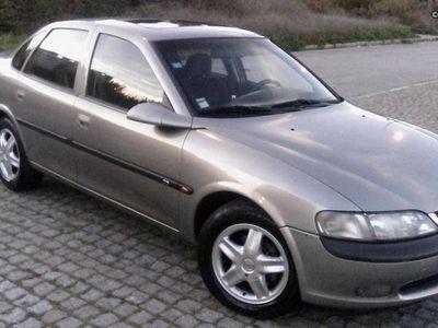 brugt Opel Vectra 1.7 td
