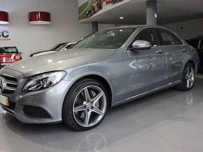 usado Mercedes C350e PLUG-IN HYBRID IVA NAC.