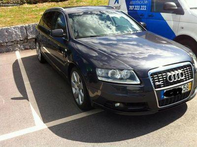 usado Audi A6 2.0tdi 143cvnaciona -