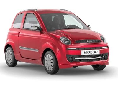 usado Microcar M.Go 4 Dynamic