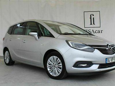 usado Opel Zafira Cosmo 1.6 CDTI 7 LUGARES