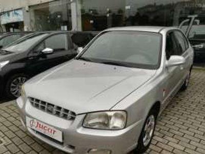 usado Hyundai Accent Gasolina