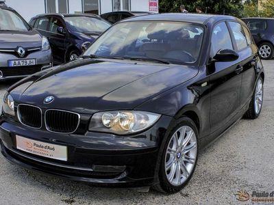 usado BMW 118 d Edition 143cv