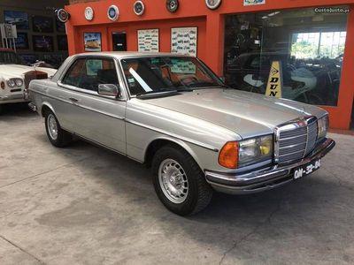 brugt Mercedes 230 Coupe