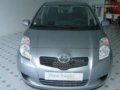 usado Toyota Yaris 1.0 VVT-i Sol Comfort AC1DonoNacional