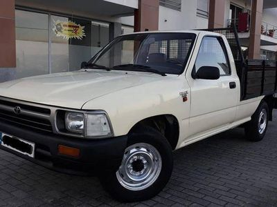 used Toyota HiLux 2.4d 160000kms