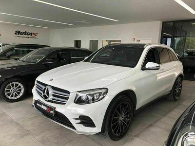 usado Mercedes GLC250 d 4-MATIC AMG