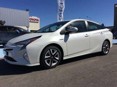 usado Toyota Prius 1.8 Luxury + Pele (L1)