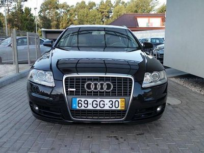 usado Audi A6 2.0tdi -
