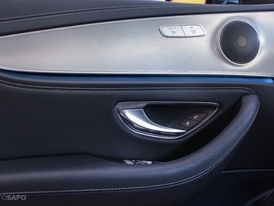used Mercedes E220 ClasseAMG designo (194cv) (4p)