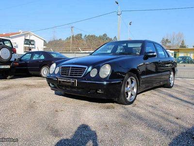 usado Mercedes E270 CDIAvantgarde170cvs