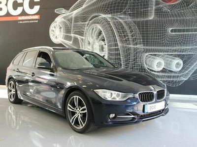 usado BMW 318 d TOURING AUTO NAC.
