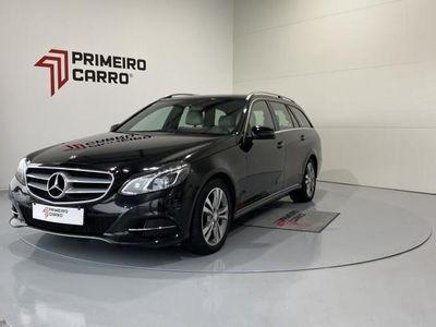 usado Mercedes E250 CDI Avantgard Automática