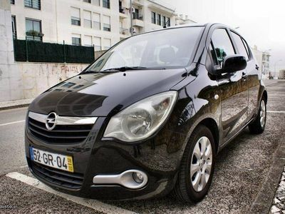 usado Opel Agila 1.0 Enjoy AC