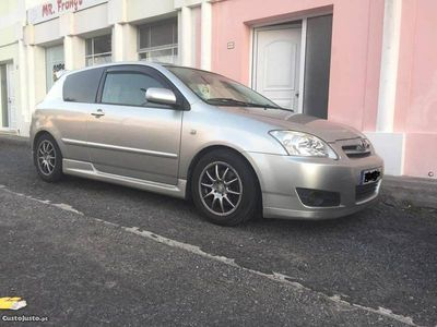 usado Toyota Corolla e12 90cv Comercial -