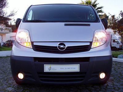usado Opel Vivaro Combi 2.0 CDTi L1H1 2.7T