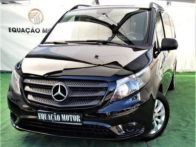 usado Mercedes Vito 114 Tourer CDI (9L)